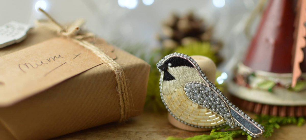 Brooch – a perfect jewellery gift